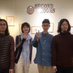 『よりそう事と、つながる事と』 2019/04/15 Second Rooms(京都)